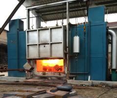 蓄热式天然气节能锻造炉