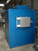 高温硅钼棒电炉